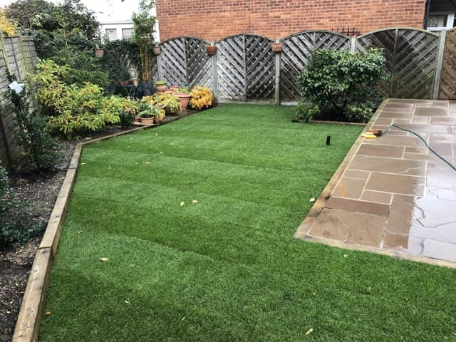 Garden Maintenance in a Rental Property
